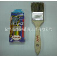 厂家直销木柄油漆刷 仪器仪表清洁刷 高档装修工具刷