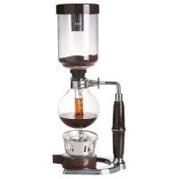 嘉乐虹吸式玻璃咖啡壶 家用手动煮咖啡机塞风壶厂家现货批发礼品