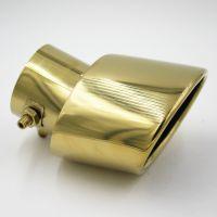 比亚迪F3R/F3/F6/G3/L3/S6速锐汽车消声器排气管尾喉通用改装配件