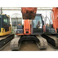 转让进口9成新二手挖掘机日立ZX130中小型二手挖机钩机