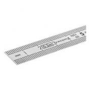 Facom公制不锈钢直尺, 200mm DELA.1051.200