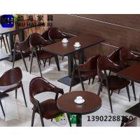 酷海家具KH-02简约现代餐桌椅广州厂家专业定制