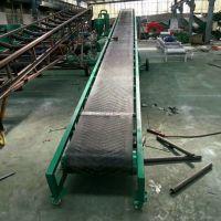 成套设备 石粉白灰专用埋刮式输送机 皮带瓦斗式大倾角输送机中天