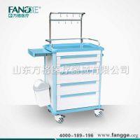 FG-E-03ABS治疗车价格 输液车批发价格