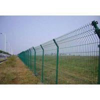 瑞才现货批发浸塑双边护栏网3.5-5mm丝径齐全