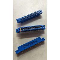 台湾Future总线插座 805-D12 24pin 插板式 金手指 3.96mm间距