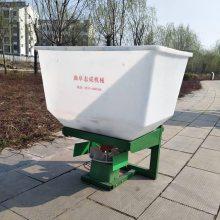 大容量圆通撒肥机 志成农用快速撒肥机 车载式撒肥机