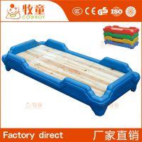 定制幼儿园儿童实木床 幼儿园简约现代风格儿童床订做【厂家直销】