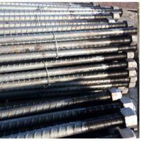 生产厂家定做护坡锚杆支护支护锚杆支护矿用锚杆支护