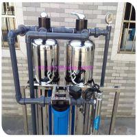 广旗凤泉区经济型玻璃钢手动除铁锰过滤器 解决水黄问题