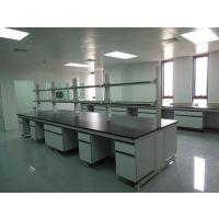 厂家供应耐高温酸碱环氧树脂台面钢木实验台 禄米科技
