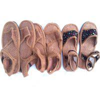 夏季凉爽棕丝鞋批发除臭干爽山棕凉鞋供应民族风棕凉鞋供应