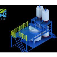 外加剂复配合成设备 10吨外加剂设备生产厂家 聚羧酸合成