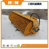 新疆扫雪机 东北除雪机 HCN屈恩机具扫雪机专业清雪除雪设备