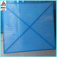 建筑专用网升降爬架网外墙防护安全网脚手架防护网