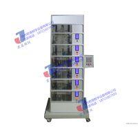 供应君晟JS-DT-C型热销款六层透明仿真教学电梯实训装置