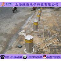 景区道路管制升降柱,景区遥控升降柱,公园阻车路障