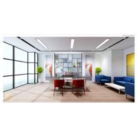 真实南宁办公室装修案例赏析-数感智通科技-灿源装饰