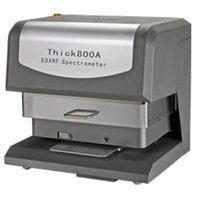 天瑞Thick800涂层测厚仪 x-ray镀层测厚仪***智能多样化测试简单