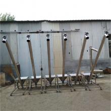 穆林 定制 全自动加料机 粉剂颗粒上料机 螺杆式吸料机 六九重工