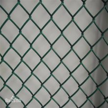 勾花网连接方式 镀锌铁丝勾花网 足球场围网多高