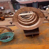 齐鑫直销支撑管道用高效隔热管托,保温隔热镁钢支座