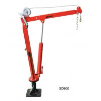 专业定制yokli优客力SD900可旋转式皮卡小吊机,用于皮卡上的货物吊运