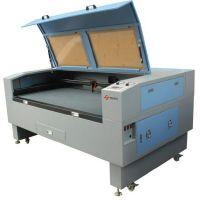 镭能LN-9060激光切割机 双激光头 亚克力切割 布料皮革切割