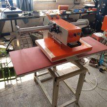 供应烫画机专用硅胶垫,隔热 隔音垫硅胶布纹发泡板 恒钧上滑式烫画机
