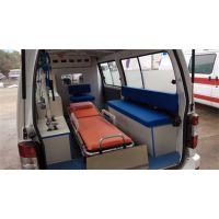 厂家直销国五福田G7风景运输型救护车