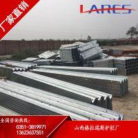 太原Q235镀锌板波形护栏防撞 乡村公路护栏厂家直销