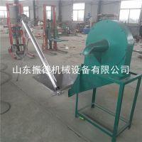 厂家直销 小型螺旋输送机 圆管式螺旋输送机 绞龙提升机 振德
