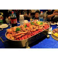 新年元旦聚餐客户答谢晚宴自助餐盆菜围餐上门