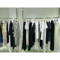 原创设计师弥汐品牌纯色折扣女装供应 欧美风格桑蚕丝时尚品牌尾货批发