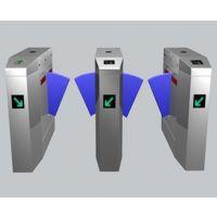 JSUN 人行通道闸 桥式梯形翼闸 翼闸 系统性能稳定,红外防夹功能  安全保密:IC卡与IC卡