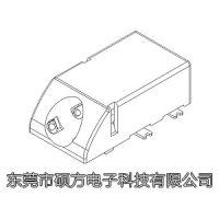 A型母座90°Dip內扣式 USB-302