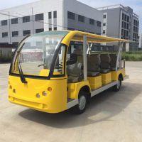 电动景区观光车(JL6142,14座)