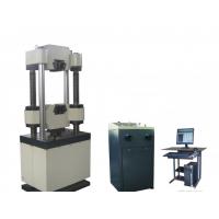 100吨屏显液压万能试验机(上海国际土木工程结构试验与检测技术展览会)