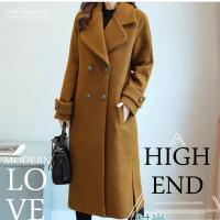 广州厂家服装批发呢子大衣批发库存呢子大衣韩版休闲外套一手货源