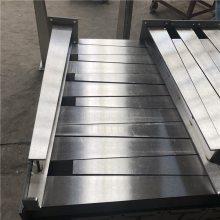 昆山金聚进伸缩式不锈钢护栏无水泥基础架梁梯厂家销售