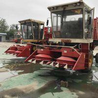 大型圆盘式皇竹草靑储机 黑麦草收割机 苜蓿草粉碎收获机