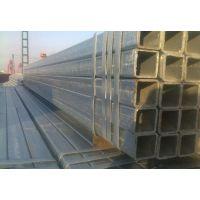 延安厚壁挤压无缝方管厂家,40*60镀锌带方矩管价格