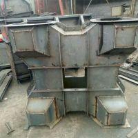 海岸护堤防浪石钢模具华胜厂家销售老品牌可定制
