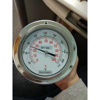 压力式温度计WTY-402/M16*1.5/直径6*75/0-100℃ 上自仪