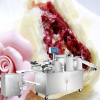 供应旭众XZ-15C三道擀面酥饼机 面包生产线 自动成型酥饼机