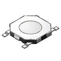 东莞 SOFNG TS-1187 尺寸:5.0mm*5.0mm*0.8mm 轻触开关