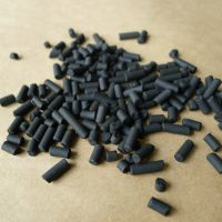 恒宇-汽车尾气处理、气体分离、净化用煤质柱状活性炭