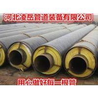 钢套钢预制直埋蒸汽保温管价格