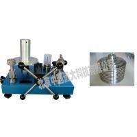 中西厂家供应宽量程活塞式压力计型号:XT10/M231613库号:M231613