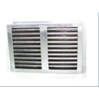 热管式热回收器